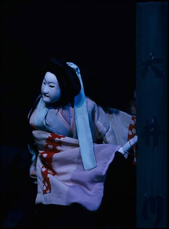 人形浄瑠璃 文楽