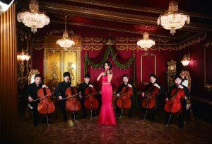 2021年9月20日高嶋ちさ子 with Super Cellists