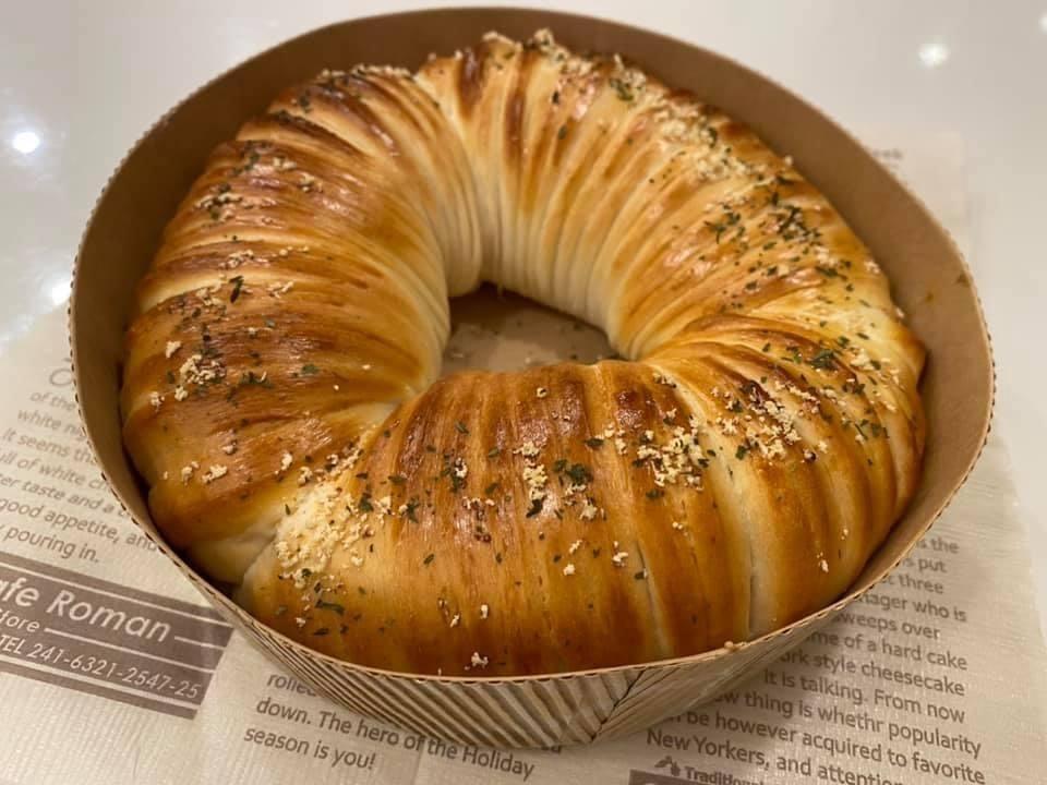 東文化会館 文化講座 ホームベーカリーを使ったパンレッスン 9月メニュー ウールロール