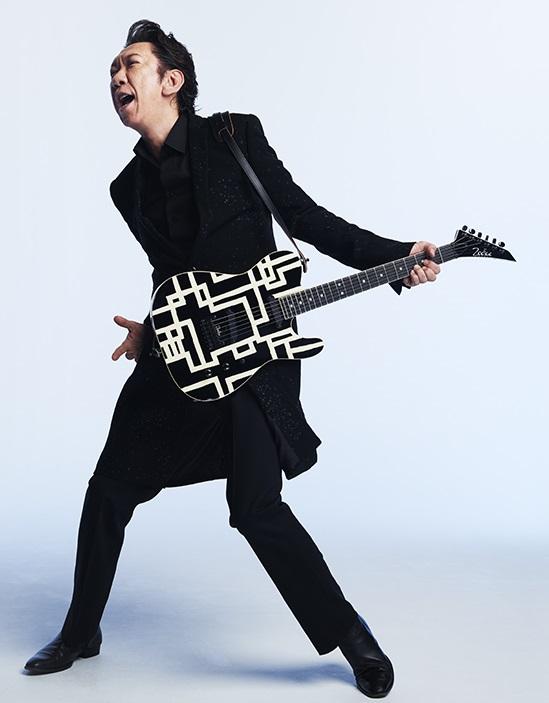 """HOTEI 40th Anniversary 〜Double Fantasy Tour〜 """"BLACK or WHITE ?"""""""